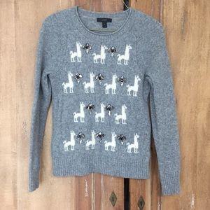 J. Crew Wool Sweater 🦙